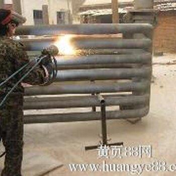 钢结构热喷涂聚乙烯尼龙,喷锌喷铝防腐