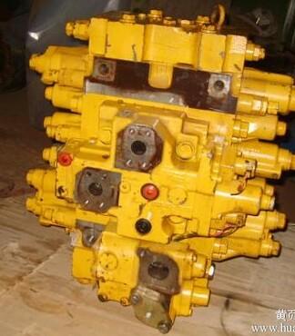 供应小松挖掘机分配阀 -挖掘机分配阀