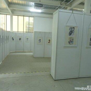 供应北京书画展板八棱柱展板标准挂画展板kt版展板租赁销售