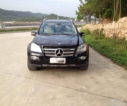 黄江二手奔驰GL550 进口越野奔驰GL 如意二手车 -东莞二手奔驰,高高清图片