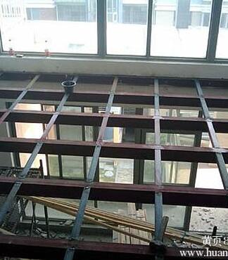 司供应钢结构 楼梯 玻璃雨棚_钢结构价格|图片】-黄页88网