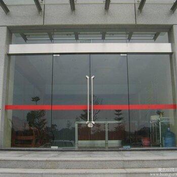 朝阳区维修感应门 电动玻璃门