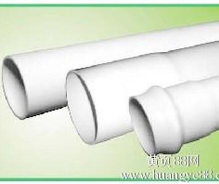 【热销联塑PVC-U排水管(直管扩直口管扩凸口管)_排水管价格|图片